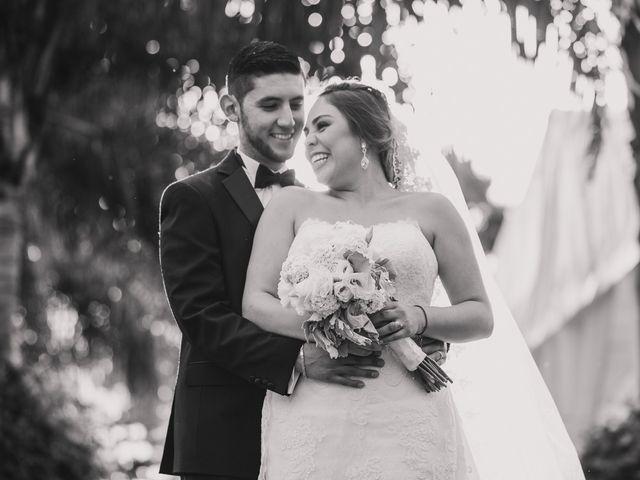 La boda de Mafer y Poncho