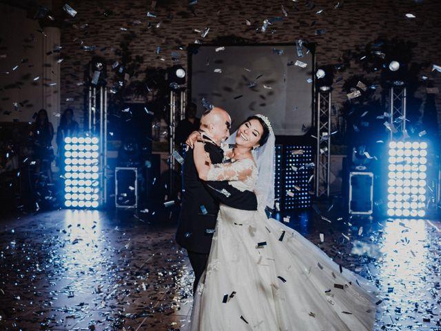 La boda de Juany y Abraham