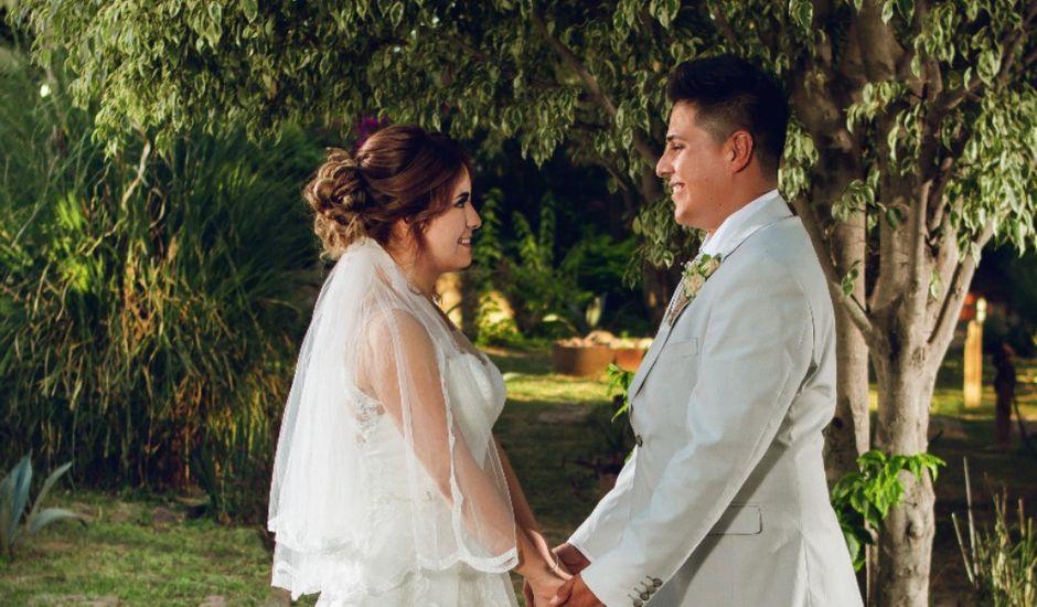 La boda de Alejandro y María en León, Guanajuato