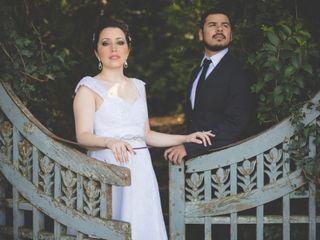 La boda de Carla y Enrique