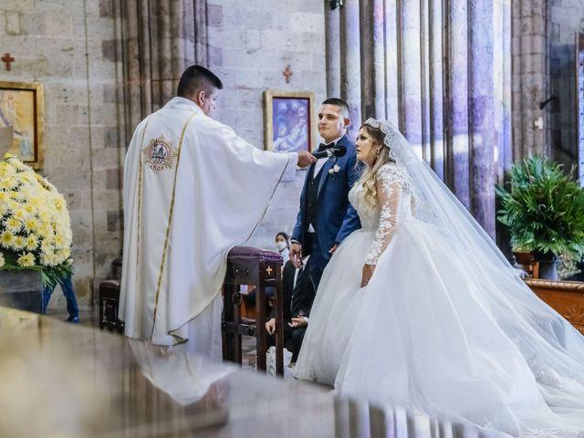 La boda de Eduardo y Ana en Tonalá, Jalisco 16