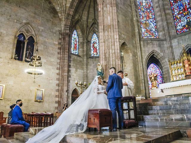 La boda de Eduardo y Ana en Tonalá, Jalisco 17