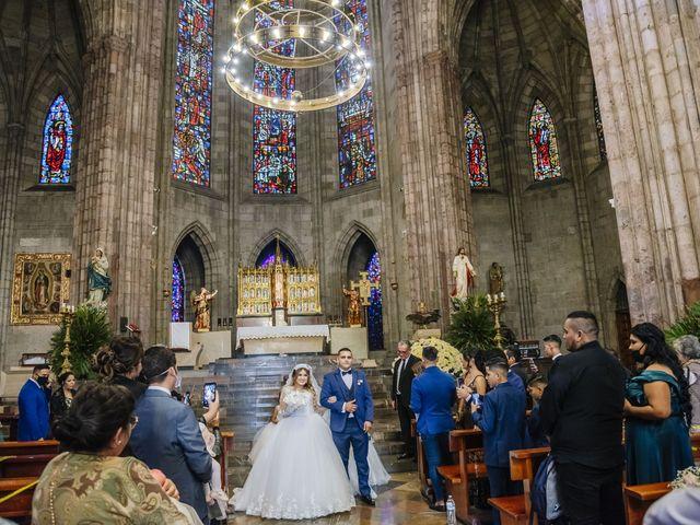 La boda de Eduardo y Ana en Tonalá, Jalisco 21