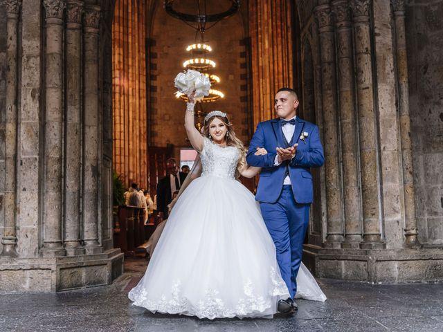 La boda de Eduardo y Ana en Tonalá, Jalisco 23