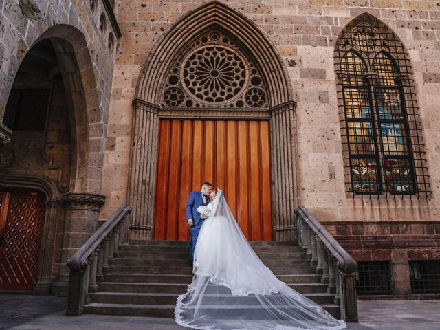 La boda de Eduardo y Ana en Tonalá, Jalisco 1