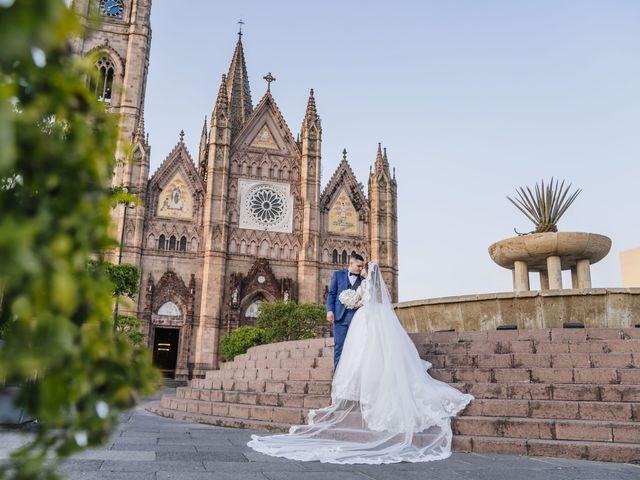 La boda de Eduardo y Ana en Tonalá, Jalisco 24