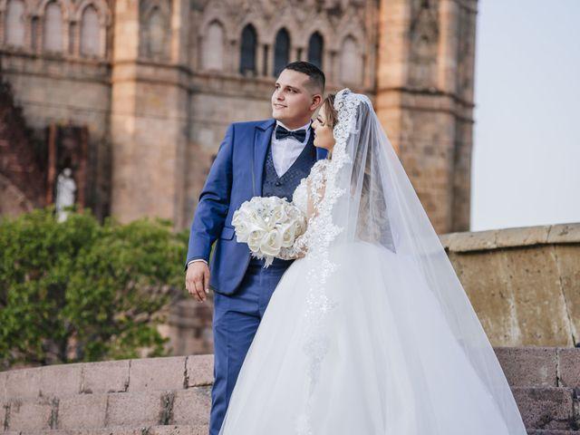 La boda de Eduardo y Ana en Tonalá, Jalisco 25