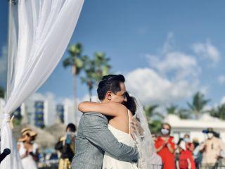 La boda de Sarahi y Cesar