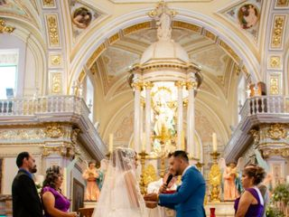 La boda de Denisse y Jorge 1