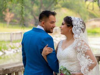 La boda de Denisse y Jorge