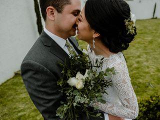 La boda de Natalya y Maximiliano