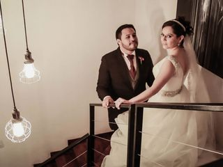 La boda de Cristina y Fernando