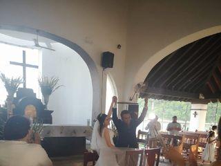 La boda de Abby y Raúl 3