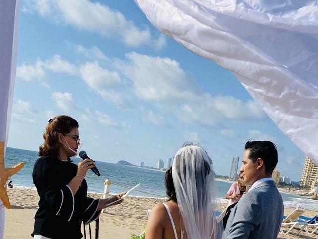La boda de Cesar y Sarahi en Mazatán, Sonora 3