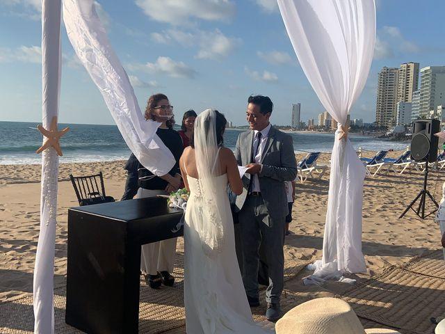La boda de Cesar y Sarahi en Mazatán, Sonora 1