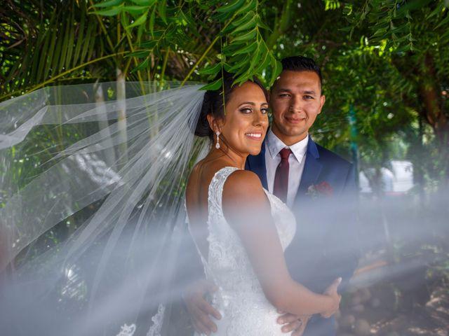 La boda de Vanessa y Gino