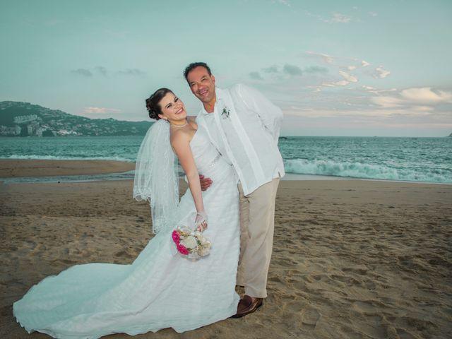 La boda de Eliane y Carlos