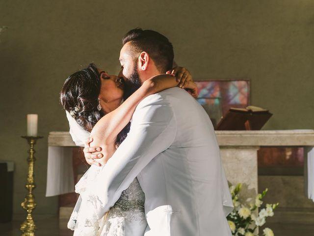 La boda de Diana y Angel
