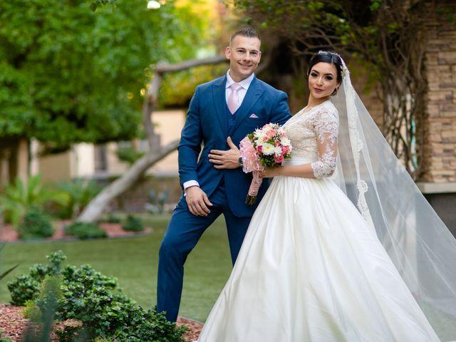 La boda de Alondra y Joseph