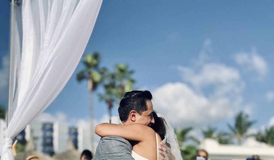 La boda de Cesar y Sarahi en Mazatán, Sonora