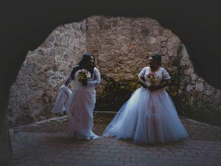 La boda de Erika y Anabell 1