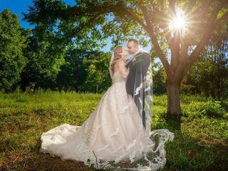 La boda de Viviana y Gerardo