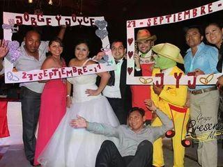 La boda de Jorge y Joyce 1