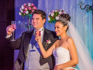 La boda de Cecy y Felipe