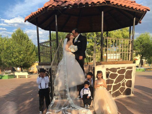 La boda de Gerardo  y Viviana en Hidalgo Del Parral, Chihuahua 3