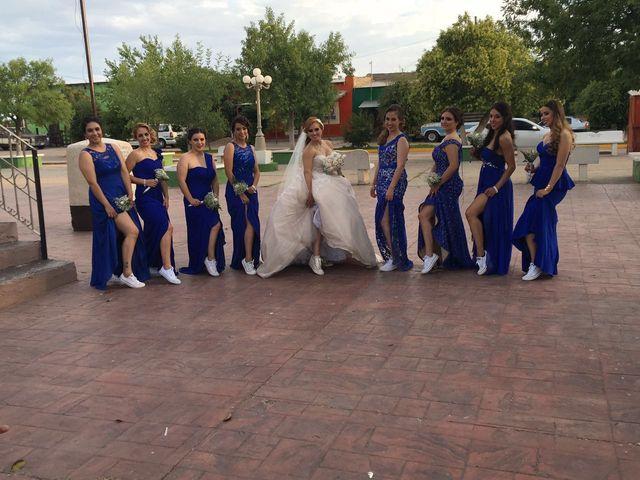 La boda de Gerardo  y Viviana en Hidalgo Del Parral, Chihuahua 13
