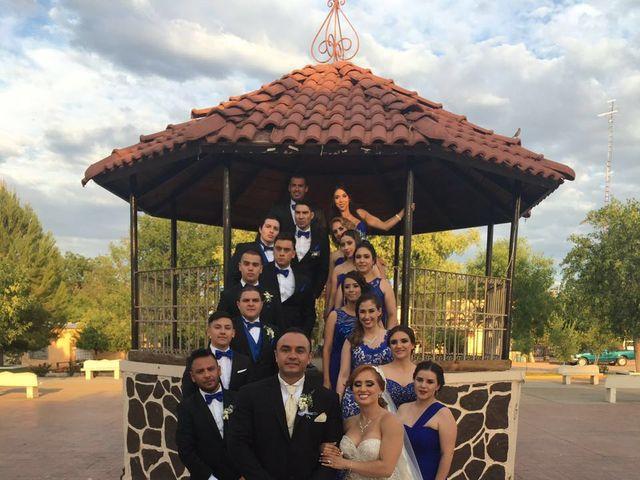 La boda de Gerardo  y Viviana en Hidalgo Del Parral, Chihuahua 14
