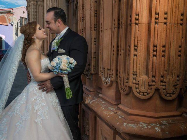 La boda de Gerardo  y Viviana en Hidalgo Del Parral, Chihuahua 27