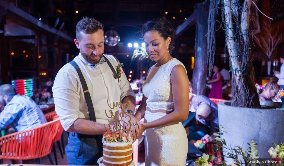 La boda de Chase y Raydhiri en Tulum, Quintana Roo