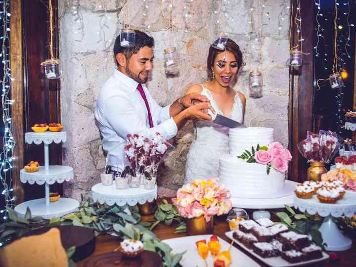 La boda de Lucero y Pedro