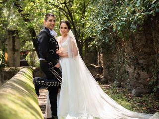La boda de Vanesa y Gustavo