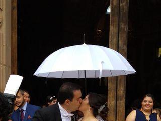 La boda de Karen  y Francisco  3