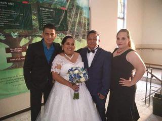 La boda de Selene  y Reyes 2