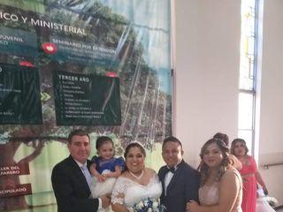 La boda de Selene  y Reyes 3