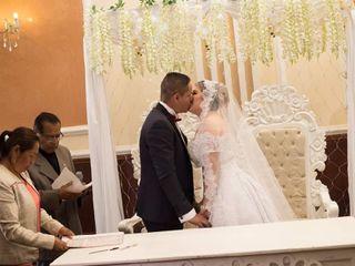 La boda de Anahí y Ober 1