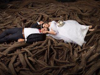 La boda de Anahí y Ober 2