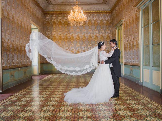 La boda de Brenda y Aldo