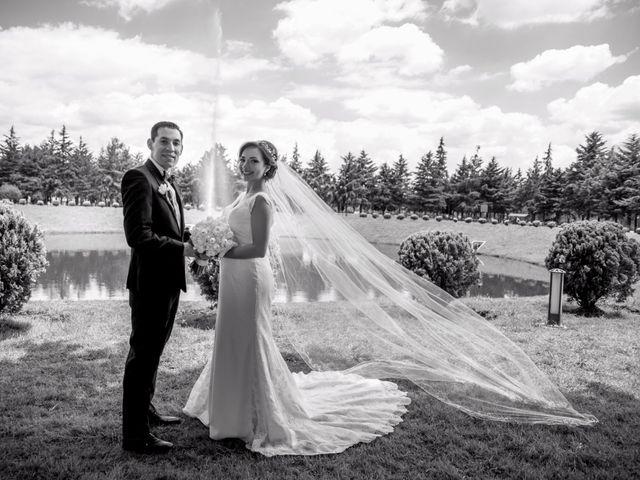 La boda de Alexa y Gil