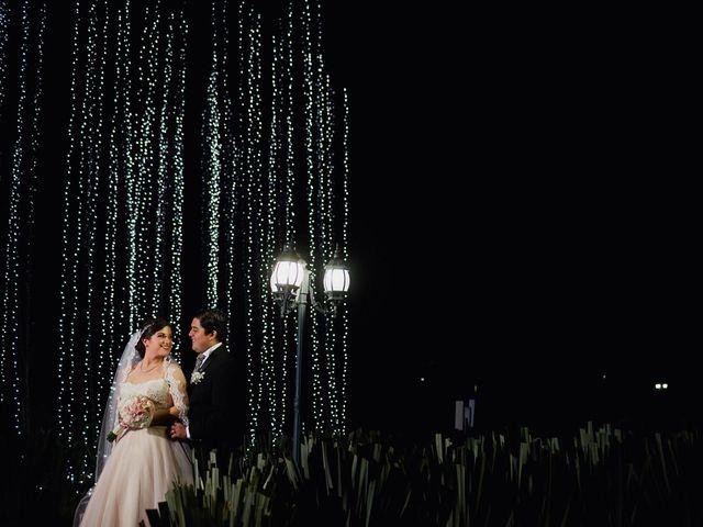 La boda de Alma y Antonio