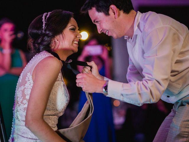 La boda de Andrea y Cristian