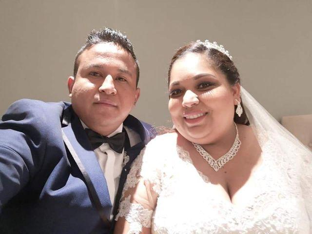 La boda de Selene  y Reyes