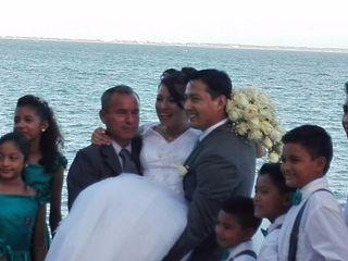 La boda de Alejandra y Diego 1