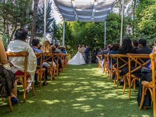 La boda de Daira y Isaac 1