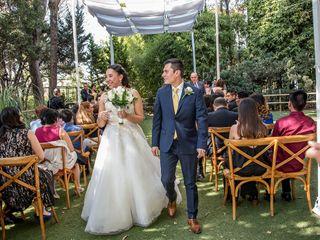 La boda de Daira y Isaac 2