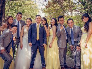 La boda de Daira y Isaac 3