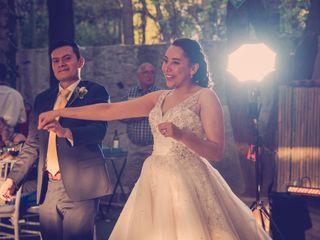La boda de Daira y Isaac